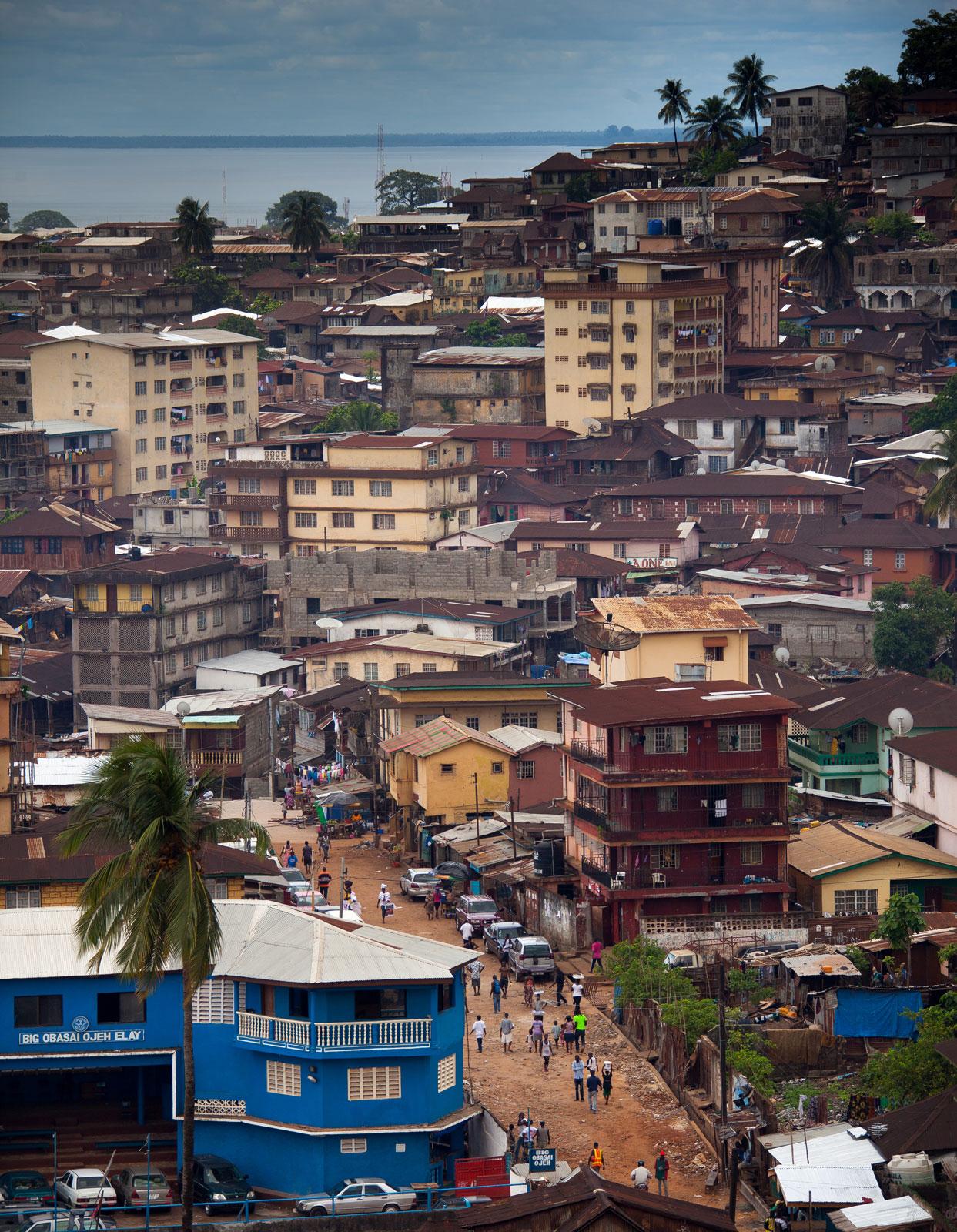 CAS Facilitates Hip Surgery For Woman in Sierra Leone